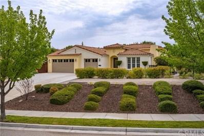 986 Vista Cerro Drive, Paso Robles, CA 93446 - MLS#: SC21163478