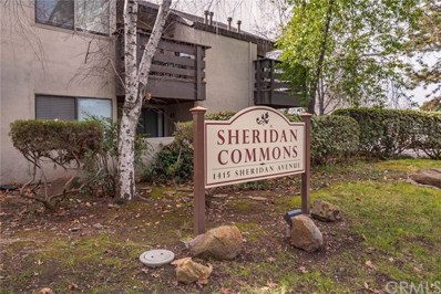 1415 Sheridan Avenue UNIT 15, Chico, CA 95926 - MLS#: SN18000081