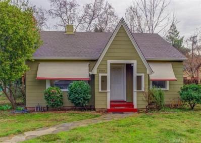 1178 Citrus Avenue, Chico, CA 95926 - MLS#: SN18000571