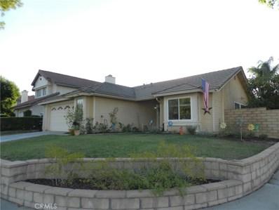 1902 Stonewood Circle, Corona, CA 92881 - MLS#: SN18025357