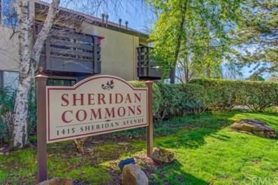 1415 Sheridan Avenue UNIT 16, Chico, CA 95926 - MLS#: SN18172834