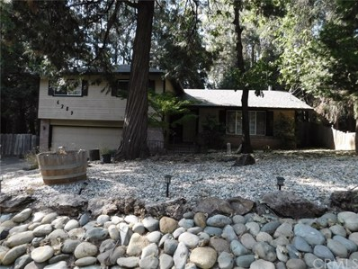 6389 Ponderosa Way, Magalia, CA 95954 - MLS#: SN18199523