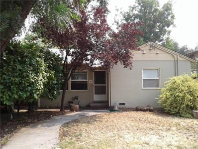 1432 N Cherry Street, Chico, CA 95926 - MLS#: SN18276222