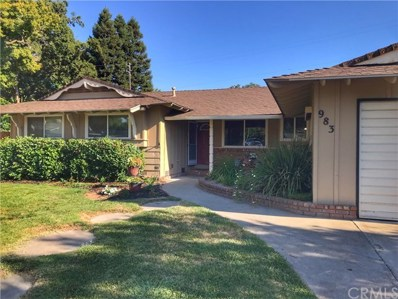 983 Cyndi Circle, Chico, CA 95973 - MLS#: SN19156262