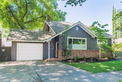 136 W Frances Willard Avenue, Chico, CA 95926 - MLS#: SN19164155