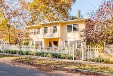 152 E Frances Willard Avenue, Chico, CA 95926 - MLS#: SN19271110