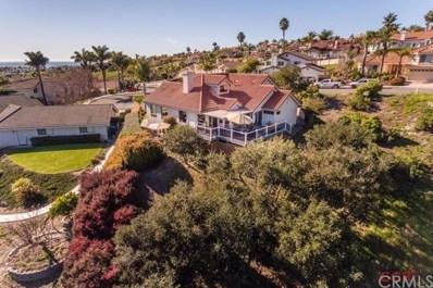 120 La Colima Street, Pismo Beach, CA 93449 - MLS#: SP1075633