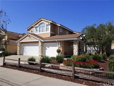4616 Snapdragon Way, San Luis Obispo, CA 93401 - MLS#: SP17185729