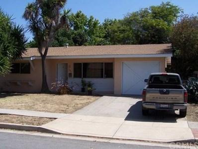 1672 Huasna Drive, San Luis Obispo, CA 93405 - MLS#: SP17198412