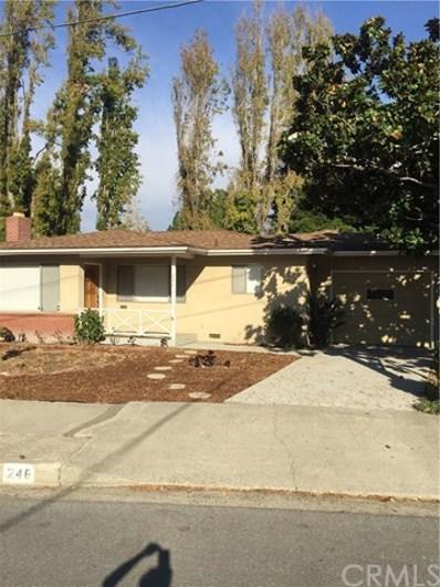 248 Almond Street, San Luis Obispo, CA 93405 - #: SP17246589
