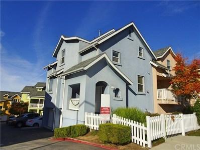 1144 Walnut Street UNIT 17, San Luis Obispo, CA 93401 - MLS#: SP17277835