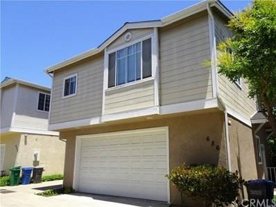 686 Foothill Boulevard, San Luis Obispo, CA 93405 - #: SP18001605
