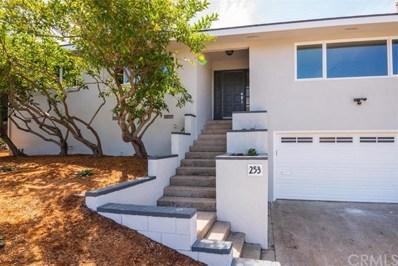 253 Albert Drive, San Luis Obispo, CA 93405 - #: SP18076005