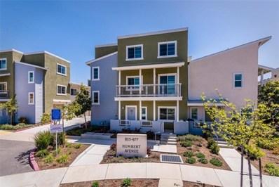 855 Humbert Avenue, San Luis Obispo, CA 93401 - #: SP18088157