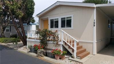 3960 S Higuera Street UNIT 199, San Luis Obispo, CA 93401 - MLS#: SP18106204