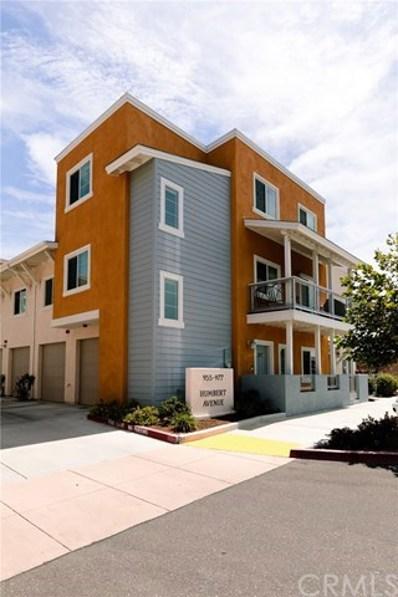 977 Humbert Avenue, San Luis Obispo, CA 93401 - #: SP18106795