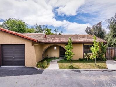 5030 Olmeda Avenue UNIT D, Atascadero, CA 93422 - MLS#: SP18127860