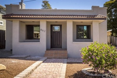 862 Toro Street, San Luis Obispo, CA 93401 - MLS#: SP18140274