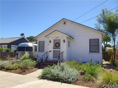 1837 Chorro Street, San Luis Obispo, CA 93401 - MLS#: SP18147836