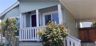 3960 S Higuera Street UNIT 120, San Luis Obispo, CA 93401 - MLS#: SP18173635