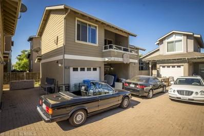 121 Stenner Street, San Luis Obispo, CA 93405 - MLS#: SP18192256