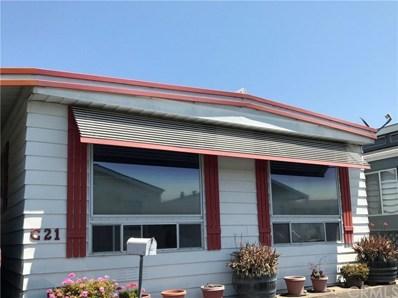 3860 S Higuera Street UNIT C21, San Luis Obispo, CA 93401 - MLS#: SP18198308