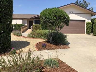 1672 Royal Way, San Luis Obispo, CA 93405 - #: SP18208998