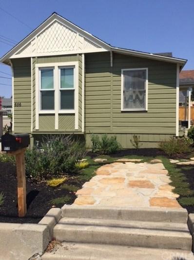 656 Toro Street, San Luis Obispo, CA 93401 - #: SP18212098
