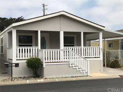 3395 S Higuera Street UNIT 74, San Luis Obispo, CA 93401 - MLS#: SP18216160