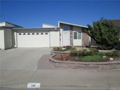 136 Rebecca Ct., Grover Beach, CA 93433 - MLS#: SP18228752