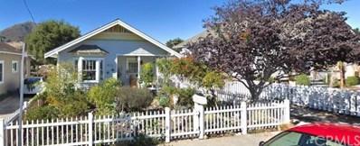360 Islay Street, San Luis Obispo, CA 93401 - #: SP18253548
