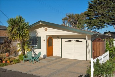 35 13th Street, Cayucos, CA 93430 - MLS#: SP18271916