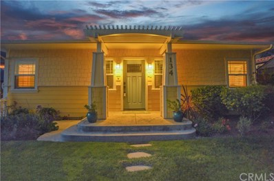 134 Palomar Avenue, Pismo Beach, CA 93449 - MLS#: SP19001174