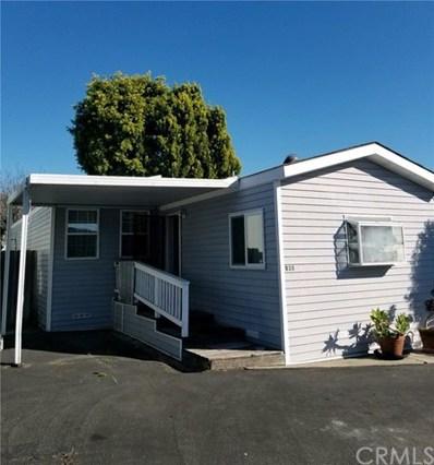 1255 Orcutt Road UNIT B33, San Luis Obispo, CA 93401 - MLS#: SP19001351