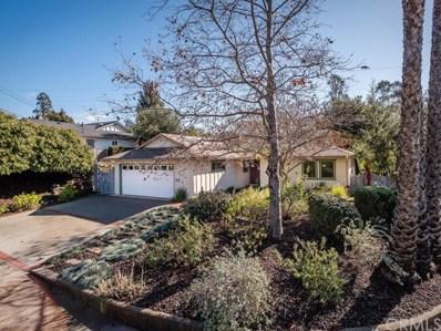 1701 Tanglewood Drive, San Luis Obispo, CA 93401 - MLS#: SP19009891