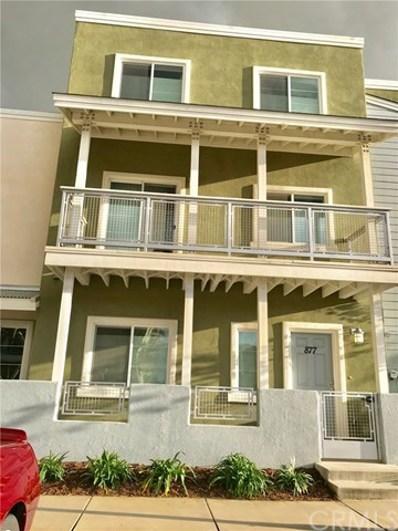 877 Humbert Avenue, San Luis Obispo, CA 93401 - #: SP19039952