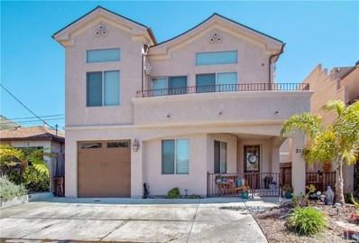 211 Placentia Avenue, Pismo Beach, CA 93449 - MLS#: SP19059505