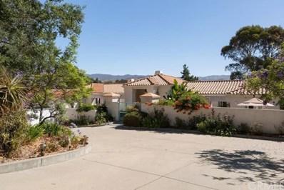 330 Los Cerros Drive, San Luis Obispo, CA 93405 - MLS#: SP19077665