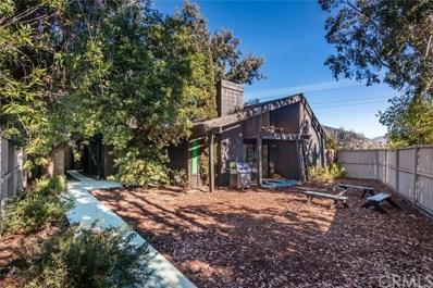 1410 Prefumo Canyon Road, San Luis Obispo, CA 93405 - #: SP19108475