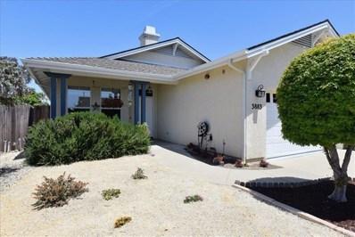 3883 Poinsettia Street, San Luis Obispo, CA 93401 - #: SP19116779
