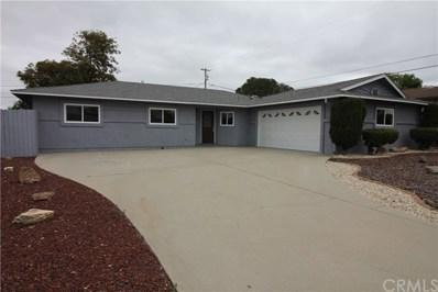 4474 Sunview Drive, Santa Maria, CA 93455 - MLS#: SP19132513