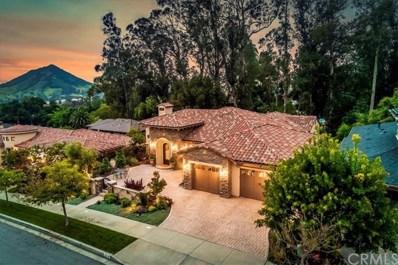 1618 Woodland Drive, San Luis Obispo, CA 93401 - MLS#: SP19132877