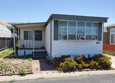 3057 S Higuera Street UNIT 206, San Luis Obispo, CA 93401 - MLS#: SP19145299
