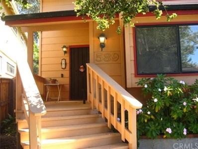 589 Binscarth Road, Los Osos, CA 93402 - MLS#: SP19155315