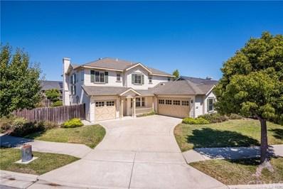 1660 Spooner Drive, San Luis Obispo, CA 93405 - MLS#: SP19171792