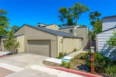 1375 Vista Del Lago, San Luis Obispo, CA 93405 - MLS#: SP19191332
