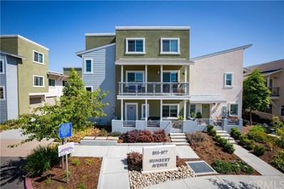 855 Humbert Avenue, San Luis Obispo, CA 93401 - #: SP19192072