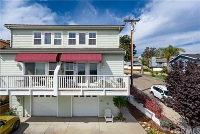484 Stimson Avenue, Pismo Beach, CA 93449 - MLS#: SP19239584