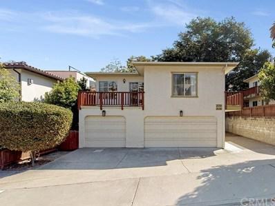226 Laurel Street, Avila Beach, CA 93424 - #: SP19249158