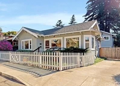1221 Pismo Street, San Luis Obispo, CA 93401 - MLS#: SP19260840